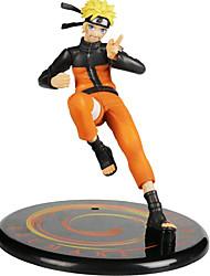 Naruto Naruto Uzumaki PVC 14cm Las figuras de acción del anime Juegos de construcción muñeca de juguete