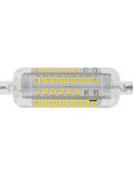 7W R7S LED лампы типа Корн T 60 SMD 2835 800 lm Тёплый белый / Холодный белый Декоративная / Водонепроницаемый V 1 шт.