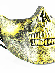 Halloween Masks Skull Mask Skull Skeleton Holiday Supplies Halloween Masquerade 1