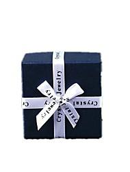 Note fünf zum Verkauf Größe verpackt 4 * 6.7 * 6.7cm die ofing Rolle ist Halskette Armband Geschenkbox Bogen Farbe Geschenk-Box geschmeckt