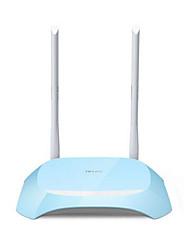 router sem fios ligação através de paredes de 300 m revezamento ap rei ponte wi-fi de alta velocidade de banda larga - tp