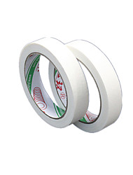 (Note branco embalagens tamanho 10 1828,8 centímetros * 2 centímetros *) fita adesiva branca