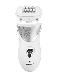 Pritech Brand Women Epilator 3 in 1  Electric Wet and Dry Use Lady Shaver