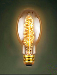 C75 Wire Wrapped Around The Silk Edison Antique Retro Decorative Light Bulbs (40W E27)