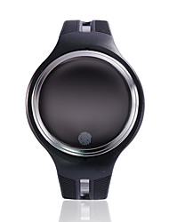 Unisex Sportuhr Smart Uhr Armbanduhr digital Fernbedienung Chronograph Wasserdicht GPS-Uhr Tachometer Schrittzähler Fitness Tracker PU