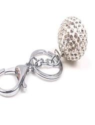 cheio de anel de chave liga bola de perfuração