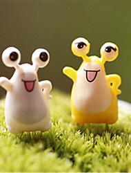 Random color e micro world moss micro landscape decoration furnishing articles Exophthalmus frog furnishing articles DIY material
