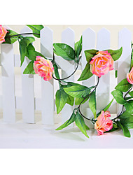 """Bouquets de Noiva Decorações Festa / noite Flôr Seca 9.06""""(Aprox.23cm)"""