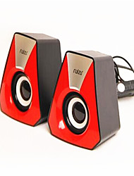 multimedia mini-usb pequeno alto-falante 2.0 subwoofer