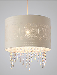 Pendant Light ,  Modern/Contemporary Country Others Feature for Crystal Designers FabricLiving Room Bedroom Dining Room Study Room/Office