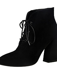 Women's Boots Fall / Winter Gladiator / Comfort / Novelty Leatherette Wedding / Outdoor / Party & Evening / Athletic / Dress / Casual