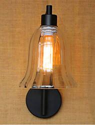 ac 110-130 / ac 220-240 recurso acabamento 40w e26 / e27 rústico / lodge / país óxido de preto para conduziu / balanço do braço / lâmpada