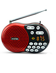 Mini-Audio-Subwoofer Kofferradio