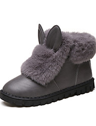 Fall / Winter Women's Boots Leather Snow Boots