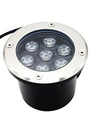 acier inoxydable 3w conduit souterrain lampe