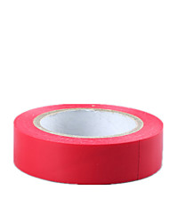 (NOTE FIVE PACKAGED RED SIZE 1000 CM * 1.8 CM) ELECTRICAL INSULATION TAPE