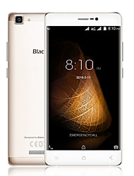 Original Blackview A8 MAX 5'' Android 6.0 4G Smartphone (Dual SIM Quad Core 8 MP 2GB 16 GB Black / White / Golden)