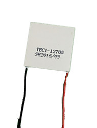 tec1-12705 40 * 40 film semi-conducteur de refroidissement (note 5 pack)