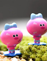 Moss Micro - Landscape Jewelry Multi - Mei Flower Doll Ornaments Red Apple Doll DIY Materials