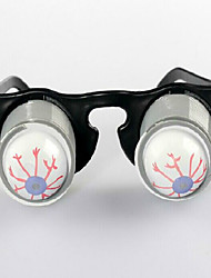 déplacer les verres de mascarade ensorceler jouets fournit des accessoires nouveaux et loufoque partie des yeux spéciale Halloween