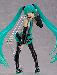 Cosplay Hatsune Miku PVC 15cm Figures Anime Action Jouets modèle Doll Toy