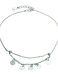 925 Silver Chain Bracelets for Women