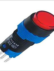 fornecer um bom 12 milímetros de plástico botão de reset para iniciar interruptor de botão