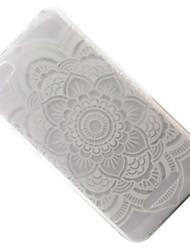 Pour wiko lenny3 lenny2 téléphone couverture de boîtier motif mandala peint matériel tpu pour wiko vous sentez vous sentez lite jerry ensoleillé