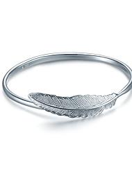 Bracelet Bracelets Rigides Argent sterling Halloween / Anniversaire / Fiançailles / Mariage / Soirée / Quotidien / Décontracté / Sports