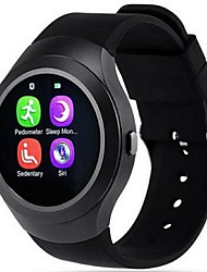 Circular Screen Android /IOS Card Phone Waterproof Smart Watch Health Monitoring