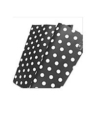 (Note 20 un paquet de 50 * 70cm couleur des points noirs) de haute qualité sac en papier han feng fournitures papier fleuriste matériaux