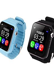 Children 'S Bluetooth Phone Watch Children' S GPS Positioning Hand Ring Anti - Lost Touch Screen Student Watches