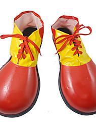 1pc zapatos de payaso de Halloween del traje de la ropa del partido
