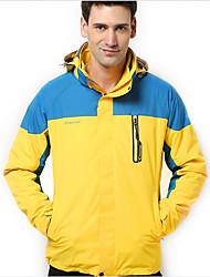 Hiking Tops Unisex Waterproof / Breathable / Thermal / Warm / Rain-Proof Spring / Fall/Autumn / Winter TeryleneRed / Dark Gray / Blue /
