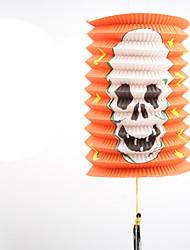 1pc les lanternes télescopiques tylinder pour costume de halloween