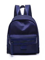 Unisex Nylon Casual School Bag