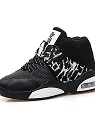Men's Sneakers Spring / Fall Comfort Fabric Casual Flat Heel  Blue / Gray / Royal Blue Sneaker