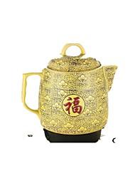 Huang Zhengfu Health Pot 4L Decoction Pot Electric Decoction Pot Pottery Crystal Heating Body Health Pot Electric Decoction Pot