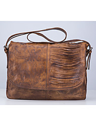 Men Cowhide Sports / Casual / Outdoor Messenger Bags
