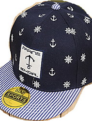 Cap Baseball Cap Cap Outdoor Sports Leisure Boom Warm  Comfortable  Nautical BaseballSports Woolen Kids