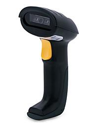 сканер штрих-кода пистолет WeChat сканер ПЗС-красный свет