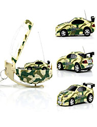 Car Racing 1:12 Brushless Electric RC Car 60KM/H 2.4G Camouflage Ready-To-Go Remote Control Car / USB Cable / User Manual