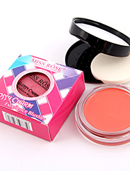 Blush Secos Pó Gloss Colorido / Natural Rosto others others
