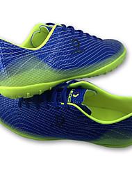 Femme-Décontracté-Bleu / Vert / Orange-Talon Plat-Confort-Chaussures d'Athlétisme-Polyuréthane
