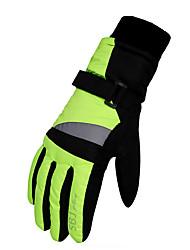 Ski Gloves Full-finger Gloves Women's / Men's Activity/ Sports Gloves Snowproof Gloves Snowboarding Polyester Winter