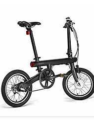 Xiaomi Kabellos Others Folding 16-Zoll Bike Schwarz