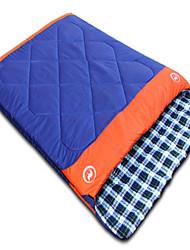 Saco de dormir Saco de Dormir Indoor Casal (L200 cm x C200 cm) 10 Plumagem 1000g 190X50 Campismo / Viajar / InteriorProva de Água / Á