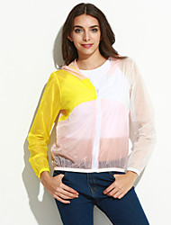 Women's Beach Protective Clothing Long Sleeve Blouse
