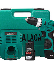 Industrial Grade 12V Lithium Electric Drill Two-Speed Rechargeable Drill