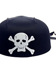 Halloween Party Supplies Party Supplies - Round Pirate Hat Pirate Captain Hat